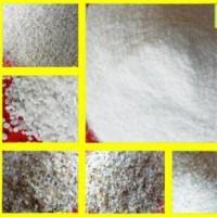 供应喷砂除锈打磨用优质石英砂