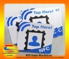 NTAG 213/216电子标签制作厂家,RFID感应标签