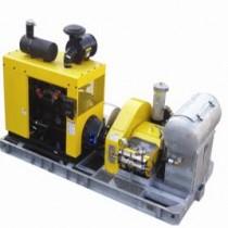 1000压力柴油高压清洗机/道路斑马线清洗机/除锈高压水枪