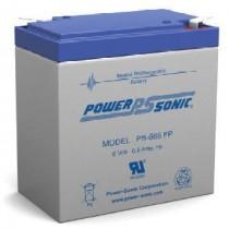 供应进口PS-665 Power-Sonic密封铅酸蓄电池