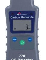 原装森美特SUMMIT-770一氧化碳检测仪