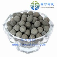 碱性陶瓷球 碱性陶瓷球价格 福万碱性陶瓷球 水处理碱性陶瓷球