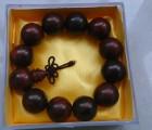 小叶紫檀手链佛珠