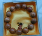 越南黄花梨手链佛珠