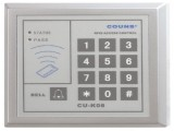 上海松江中山门禁安装更换公司 地弹簧门装门禁系统