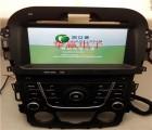江铃驭胜S350专车专用导航 车载GPS导航仪 4S店