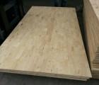 橡胶木指接板 AB25MM