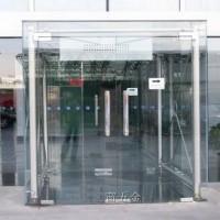 上海玻璃门地弹簧维修 玻璃门拉手 门夹 门拉手 无框玻璃门