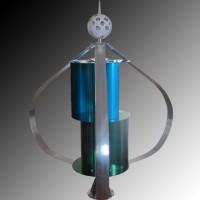 垂直轴风力发电机小型风力发电机路灯风力发电机