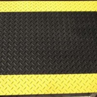 工业橡胶地垫-北车间防滑胶垫-P电器生产车间抗疲