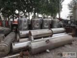 高价回收二手屠宰设备 大量收购二手食品机械