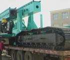 雄飞桩工机械公司履带式小型旋挖