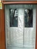红桥区安装棉门,定做棉门帘