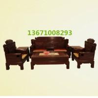 刺猬紫檀沙发山水宝座沙发檀香福禄寿沙发