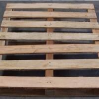 全新实木九墩木卡板川字型垫板地台板栈板仓库货物叉车板物流托盘