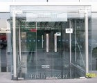 上海虹口区玻璃门维修拆装 玻璃门更换配件