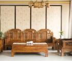 非洲花梨沙发组合|古典中式沙发|北京刺猬紫檀沙发|古典雕刻沙
