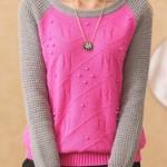 广州冬季女毛衣批发 2015冬季女毛衣