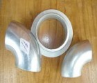 *厂家生产铝弯头|销售90度铝弯头,180度铝弯头|1.5D铝弯头