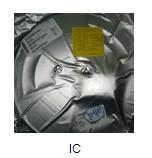 东莞回收IC@