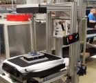 天津迪捷 专业生产非标设备 奔驰汽车前座椅面罩组装设备
