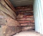 黄埔港进口印尼阔叶黄檀木材报关费用|印尼黑酸枝板材进口报关手