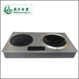 广东广州大功率3.5KW家用不锈钢双头炉厂家直销
