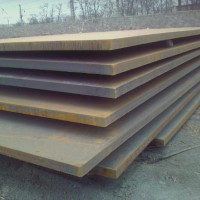 锅炉钢板 中厚板  提供切割加工