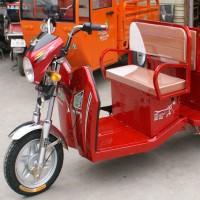 云南福圆电动车德宏老年代步车大理电动三轮车 1.2米大折叠
