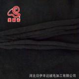厂家直销 精纺羊毛双面面料 高支针织面料 各式大衣呢料