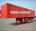 杭州14.6米厢式半挂车车厢什么价格