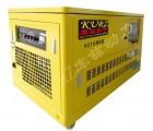 营业厅应急25KW静音汽油发电机组