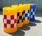 滚塑大号防撞桶 圆形大个防撞桶 防撞桶设施厂家