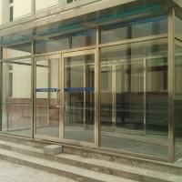 房山区安装对开推拉玻璃门  订做玻璃门