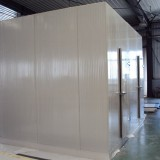 耐酸碱纳米彩涂聚氨酯隔断净化板四面企口新型幕墙板