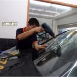 奥迪A6汽车贴美国畅悦系列龙膜注意事项�蛏钲诎碌�A6汽车贴膜