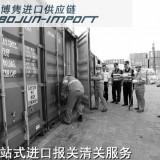 机电产品进口报关