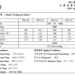 批发全新丹甫压缩机 PW6.1C【上海冰畅制冷】