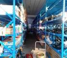 中型货架冷库货架汽车轮胎货架4S店库房专用货架直销
