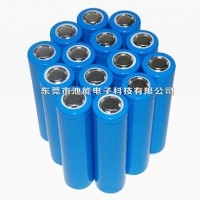 3.7V锂电池  容量2.2AH CN-18650 可订做