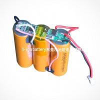 3.7V锂电池  容量4.4AH CN-18650 1838