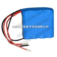 3.7V9000mAh锂电池8AH
