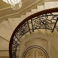 武汉石材楼梯踏步厂家|石材楼梯踏步效果图|武汉瑞成盛世石业
