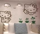 卧室硅藻泥背景墙搭配有何技巧