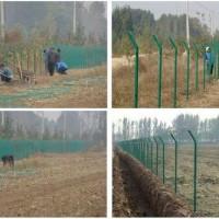 铁丝围栏网,荷兰网护栏,小区庭院铁丝围栏网
