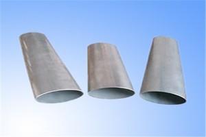 椭圆管、扇形管、三角管、面包管、D形管-天津异型管生产厂家