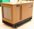 三相四线15KW发电机