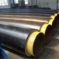 供暖地埋聚氨酯保温钢管价格