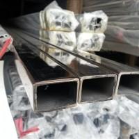304不锈钢矩形管40*30*0.5扁管价格