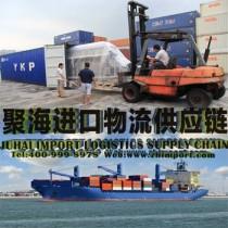 旧食品生产设备进口申报清关单证办理服务公司